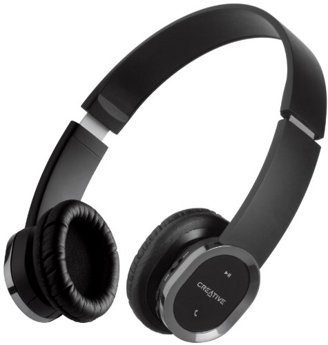 Casque Creative Labs WP-450 - Bluetooth avec Micro invisible - nomade