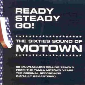 Ready Steady Go (The Motown Album) - Various Artists