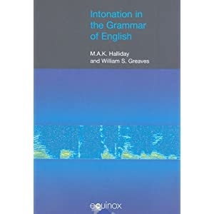 Amazon.com: Intonation In The Grammar Of English (Equinox ...