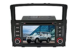 See Pumpkin 7 inch For Mitsubishi Pajero 2006-2011 In Dash HD Touch Screen Car DVD Player GPS/Bluetooth/DVR/1080P/3G Stereo FM/AM Radio Navigation System Details