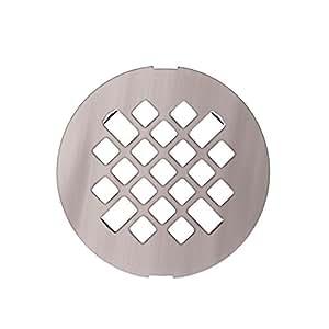 Buy swanstone metal shower floor drain cover for 10 floor drain cover