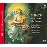 J. S. Bach: Solo & Double Violin Concertos
