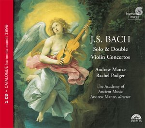 Concertos & double concertos pour violon