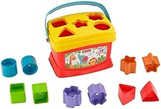 Fisher Price - Bloques Infantiles Con cubo transportable (Mattel  21-7167K)