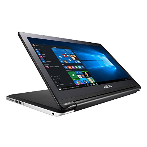 2016 Newest Asus Flip 15.6″ High Performance 2-in-1 Touchscreen Convertible Laptop (Tablet) – Intel Dual-Core i5-5200U Processor up to 2.7GHz, 4GB RAM, 500GB HDD, DVD, WLAN, Bluetooth, HDMI, Win10