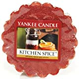 Yankee Candle Wax Potpourri Tart Kitchen Spice