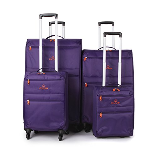 club-light-weight-four-piece-set-of-trolley-cases-comprising-33-30-22-inch-plus-cabin-sized-17-inch-