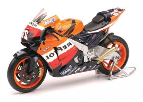 Repsol Honda RC211V #26 2006 Danial Pedrosa Bike Motorcycle 1/12 by New Ray 42523