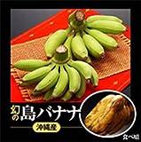 ◇6/24~6/25発送 沖縄産「島バナナ」 約1kg (1~3房) ランキングお取り寄せ