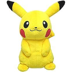 Muñeco Pokemon Pikachu 16 cm