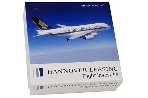 1:400 ドラゴンモデルズ 56291 エアバス A380-800 ダイキャスト モデル シンガポール 航空 9V-SKK【並行輸入品】