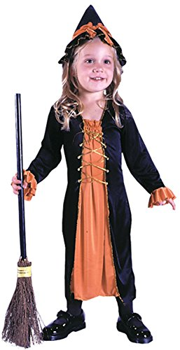 Baby Girls - Renaissance Witch Toddler Costume Halloween Costume