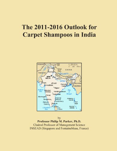 The 2011-2016 Outlook for Carpet Shampoos in India