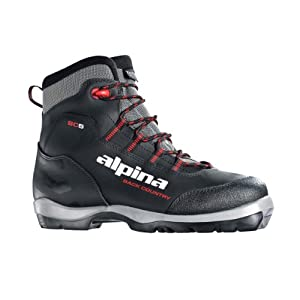 Buy Mens BC 5 XC Telemark Ski Boots by Alpina