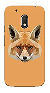 Kaira High Quality Printed Designer Back Case Cover For Motorola Moto G4 Play(55)