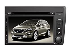 See Crusade Car DVD Player for Volvo S60/v70 2001-2004 Support 3g,1080p,iphone 6s/5s,external Mic,usb/sd/gps/fm/am Radio 7 Inch Hd Touch Screen Stereo Navigation System+ Reverse Car Rear Camara + Free Map Details