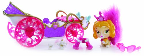 Disney Princess Palace Pets Carriage - Belle (Puppy) Teacup