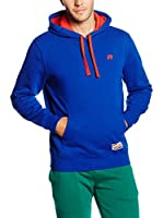 Russell Athletic Sudadera con Capucha (Azul Royal)