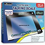 Jobar International JB5824 Extra Wide Talking Scale