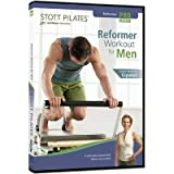 41W2tYzY9TL. SL160  STOTT PILATES Reformer Workout for Men (English/Spanish) Review