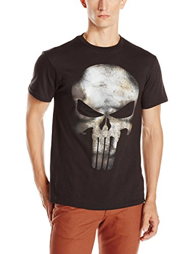 Marvel-The-Punisher-Mens-No-Sweat-T-Shirt