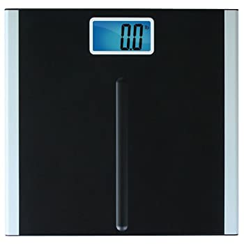 The EatSmart Precision Premium Bathroom Scale is the ideal way to track your weight loss quickly and easily.  EatSmart's proprietary