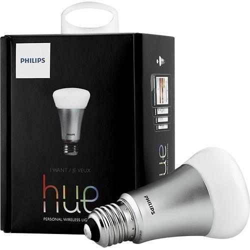 Philips Hue Personal Wireless Lighting Single Bulb