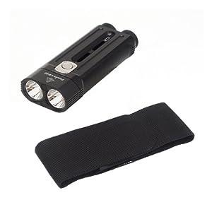 Fenix LD50 LED Taschenlampe 1800 Lumen  Kritiken und weitere Infos