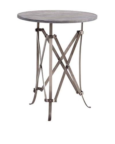 Mercana Circhus Industrial Folding Table, Grey