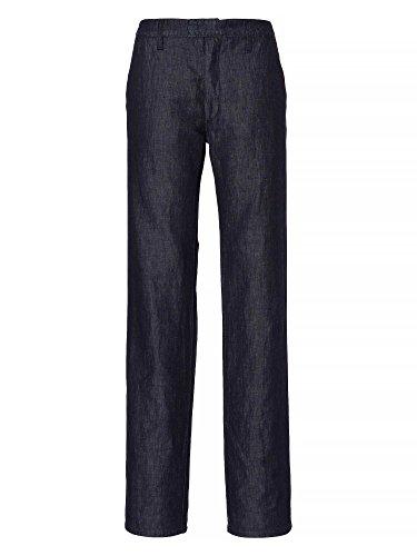 GIORGIO ARMANI Uomini Pantalone tuta blu scuro 54/XL