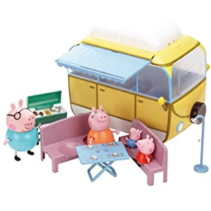 Peppa Pig 84211 - Autocaravana (Bandai)