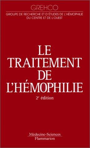 le-traitement-de-lhemophilie