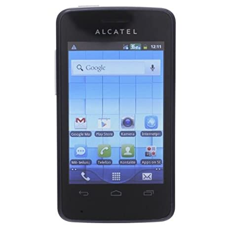 Alcatel onetouch TPop D-Smartphone Import Allemagne