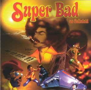 Various Artists - Super Bad on Celluloid: Music From '70s ...