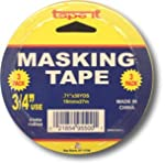 3 Pack Masking Tape by Tape It