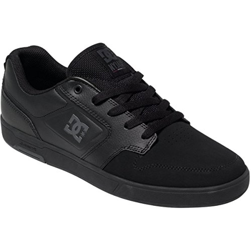 DC Mens Nyjah Shoes 11D Black/Black/Black