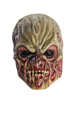 Foam Latex Mask, Muscle Zombie