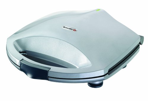 Breville VST004 Two-Slice Sandwich Toaster, 850 Watts from Breville