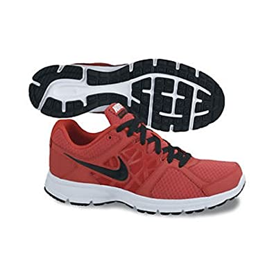 Nike Men's Air Relentless 2 Running Shoe,Pimento/White/Black,8 D US