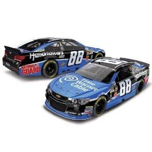 2013 Dale Earnhardt Jr #88 Time Warner Cable 1:24 Action Nascar Diecast by NASCAR
