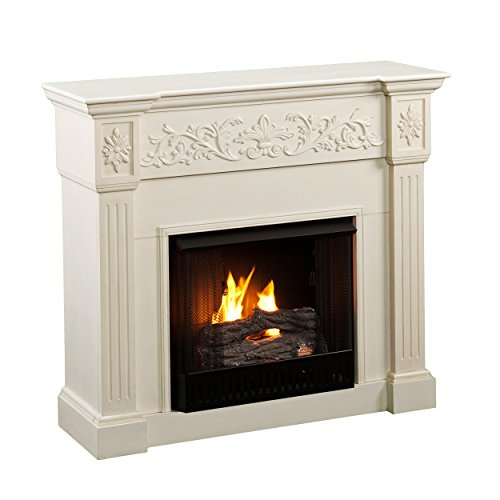 Why Should You Buy SEI Calvert Gel Fuel Fireplace, Ivory