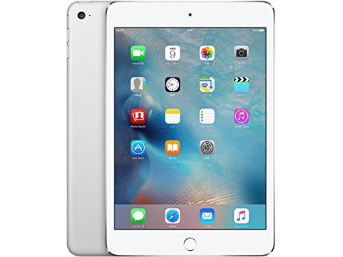 Apple iPad mini 4 Wi-Fiモデル 64GB MK9H2J/A アップル アイパッド ミニ MK9H2JA シルバー