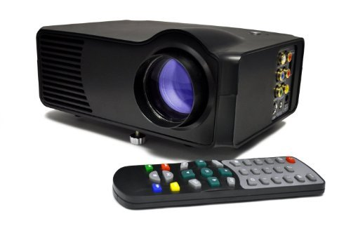 ClearMax LED2  Home Theater LED Projector (Black) Picture