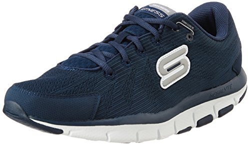 shape-ups-liv-dual-damage-scarpe-indoor-multisport-uomo-blu-blue-navy-grey-41-eu