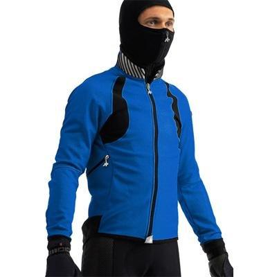 Buy Low Price Assos 2012 Men's FuguJack Cycling Jacket – Blue – 11.30.306.20 (B0022X7AJ2)