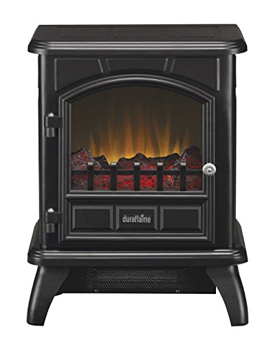 Duraflame Stove Heater, Black, DFS-550-0 image
