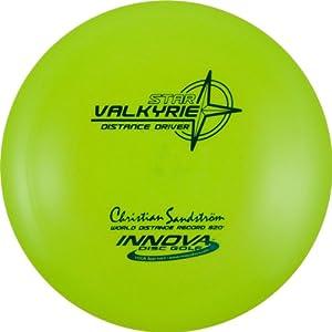 Innova Star Valkyrie Golf Disc,165-169 gram (Colors may vary)