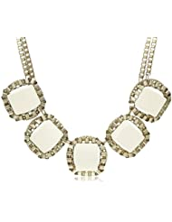 Bansri Choker Necklace For Women (Ivory) (N8167 IVR - J2)