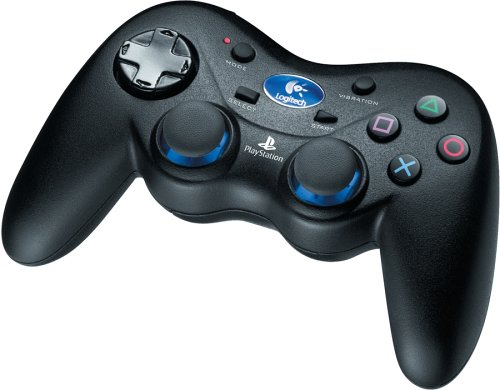 Logitech PlayStation 2 Cordless Action Controller