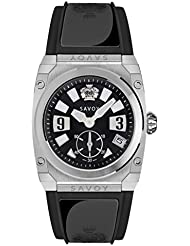 Savoy Swiss Made Icon Light Black Steel Dial Female Watch -S311A1P0202R2004